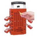 Master Lock 503RED OSHA Group Lock Box