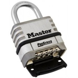 Master Lock 1174-1178 Pro Series Resettable Combination Lock