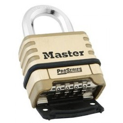 Master Lock 1175 Pro Series Resettable Combination Lock