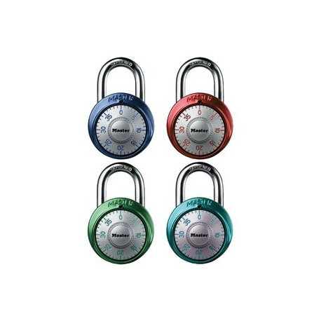 Master Lock 1561DAST Combination Padlock
