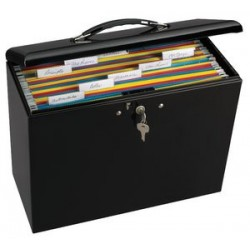 Master Lock 7148D Locking Metal File Box