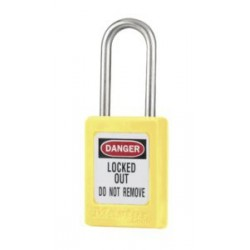 Master Lock S31 Key Retaining OSHA Safety Padlock