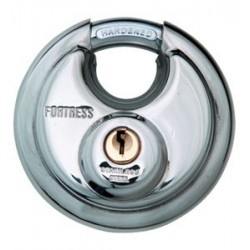 Master Lock 357D Fortress Series Shrouded Diskus Padlock