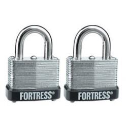 Master Lock 8525T Fortress Series Warded Steel Padlock