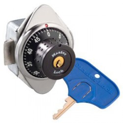 Master Lock 1656MKADA Built In Combination Locker Lock ADA