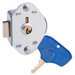 Master Lock 1714MKADA Built In Key Operated Locker Lock ADA
