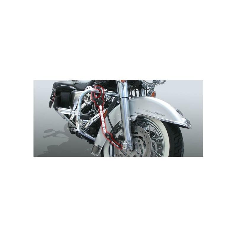 Master Lock 8290dps Street Cuff Motorcycle Lock