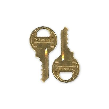Cut Master Lock 3001-3250 Padlock Utility Key Replacement 2PCS