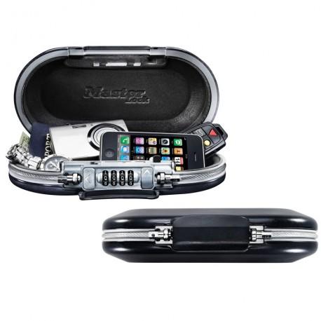 Master Lock 5900D Portable Personal Safe (Black)