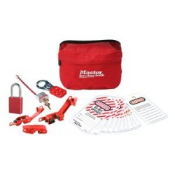 Master Lock S1010E1106 Electrical Compact Lockout Pouch
