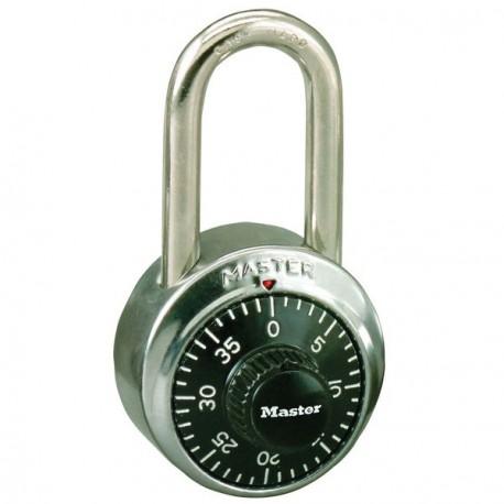 "Master Lock 1500LFKA Combination Alike Padlock 11/2"" Shackle"