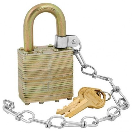 Master Lock NSN 5340-01-408-8452
