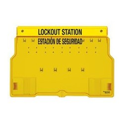 Master Lock 1483B Padlock Station