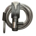Master Lock 8255DAT Integrated Cable Lock