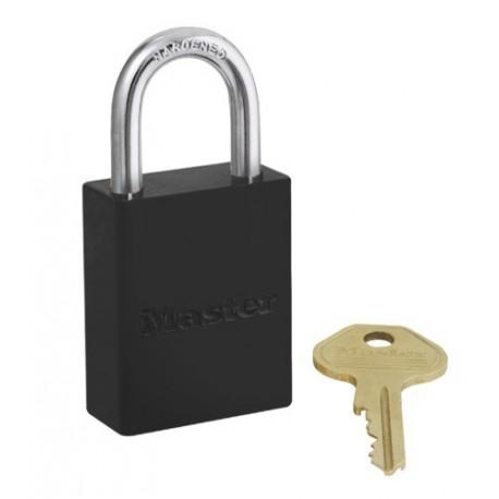 Master Lock S6835 S-Series OSHA Aluminum Safety Lockout Padlock