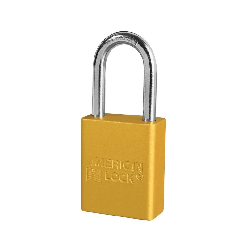 American Lock S1105 S1106 S1107 Series Osha Safety Lockout