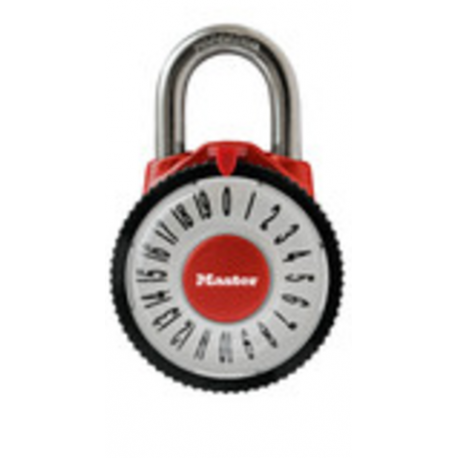 Master Lock 1588T Magnification Combination Lock (2-pack)