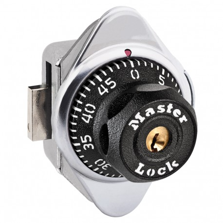 Master Lock 1631 / 1630 Built In Combination Locker Lock