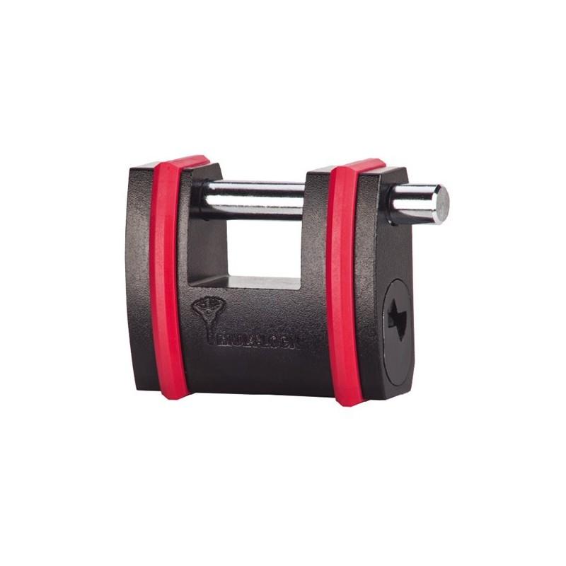 Mul-T-Lock NE-Series Heavy Duty Padlock (Interactive+ Keyway)