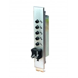 CCL D900/901 Combination Locks for Sheet Metal/Wood Cabinet Doors