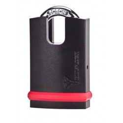 Mul-T-Lock NE-Series Heavy Duty Padlock, High Guard (Interactive+ Keyway)
