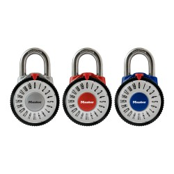 Master Lock 1588D Magnification Combination Lock