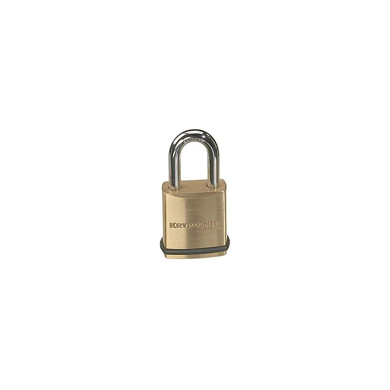 Ks23 Schlage Portable Security Brass Padlock
