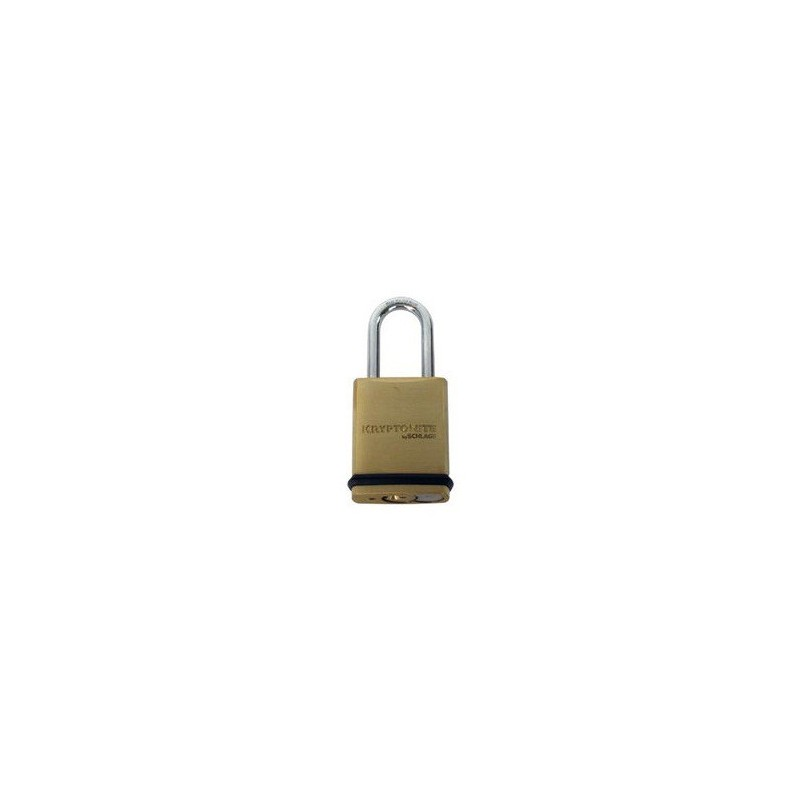 Ks43 Schlage Portable Security Brass Padlock