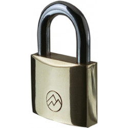 Olympus BP Mountain Series Blister Packed Brass Padlock