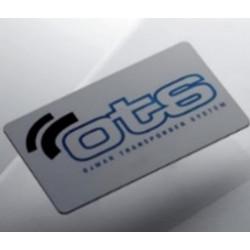 Ojmar OTS 030.P206 Advance & Basic Mifare User Card 1K
