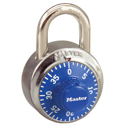Master Lock 1502 Combination Padlock for Lockers