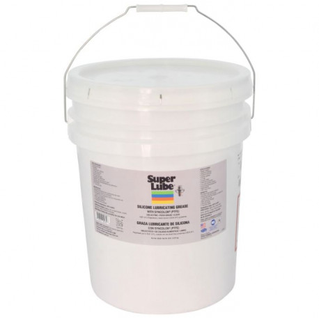 Super Lube 92030 Silicone Lubricating Grease 30lb. Pail
