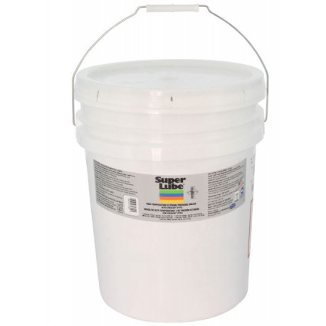 Super Lube 70300 High Temperature Extreme Pressure 30lb Pail