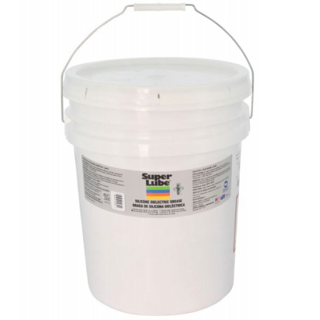 Super Lube 91030 Silicone Dielectric Grease with 30lb. Pail