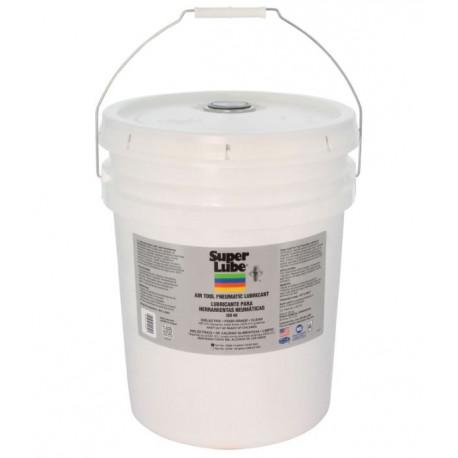 Super Lube 12050 Air Tool Pneumatic Lubricant Oil, 5 Gallon Pail