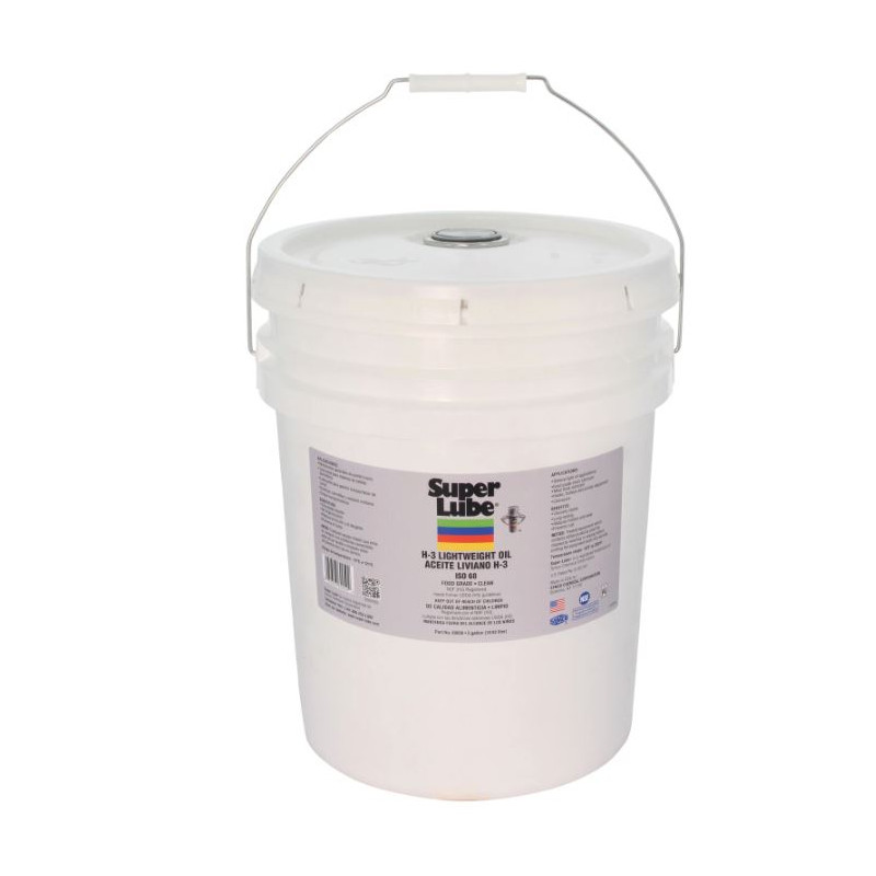 60050 super lube h 3 direct food contact oil 5 gallon pail - Direct cuisine ...