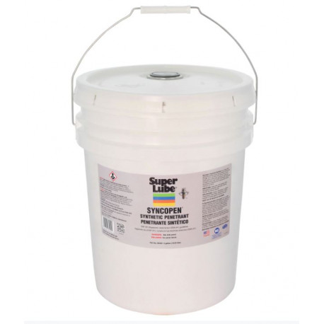 Super Lube 85050 Syncopen Synthetic Penetrant 5 Gallon Pail