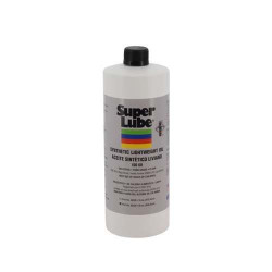 Super Lube 52030 Synco Synthetic Lightweight Oil (Pkg of 12)