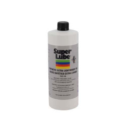 Super Lube 53030 Synco Synthetic Extra Lightweight Oil (Pkg of 12)