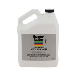 Super Lube 56501 Synco Silicone Oil 5000 cSt (Pkg of 4)