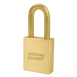"A3901SB American Lock Large Format Interchangeable Core Padlock 2"" (50mm)"