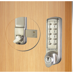 CodeLocks CL2200 Electronic Surface Deadbolt