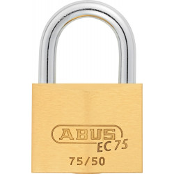 Abus 75/50 Weather Resistant Solid Brass Marine Padlock