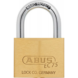 Abus 75/60 Weather Resistant Solid Brass Marine Padlock