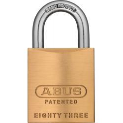 Abus 83/45 Brass Rekeyable Padlock