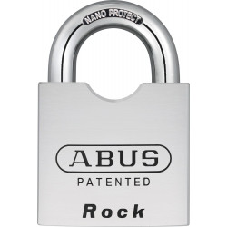 Abus 83/80 Rock Rekeyable Padlock Steel