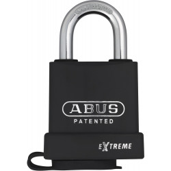Abus 83WP/53 Steel Weatherproof Rekeyable Padlock