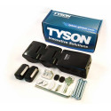 TYSON High Security HLDH-SC Double-Hinge Model HaspLock