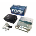 TYSON High Security HLGP-SC Gate-Plate Model HaspLock