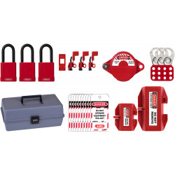 Abus K925/K930/K945 Portable Safety Toolbox Kit